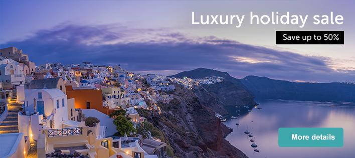 Luxury Holidays 2018/2019 | Exclusive Luxury Deals ...