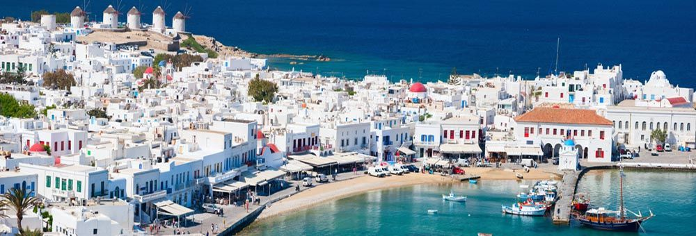 Best Island Beaches For Partying Mykonos St Barts: Mykonos Holidays 2018/2019