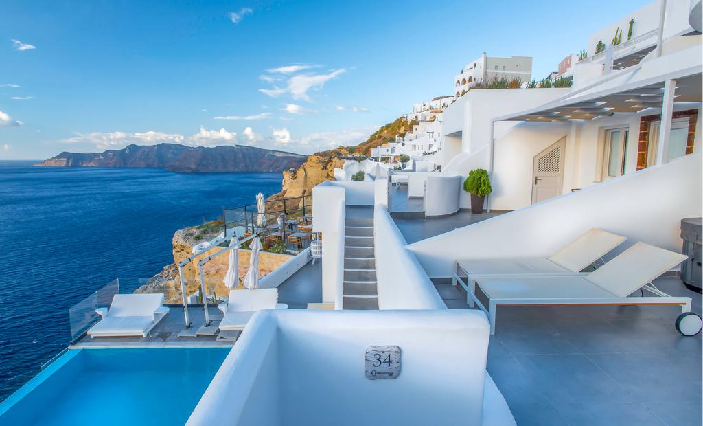 Santorini Secret Suites Spa Thira Holidays To Greek Islands Inspired Luxury Escapes